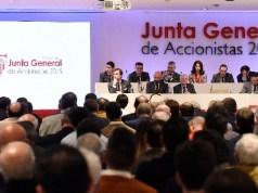 La Junta General de Accionistas 2019 del Sevilla tuvo lugar en el Hotel Los Lebreros | Imagen: Sevilla FC