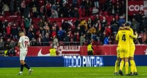 Munir, tras la derrota del Sevilla frente al Villarreal | Imagen: Sevilla FC