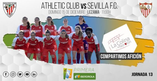 Previa del partido entre Athletic Club y Sevilla FC