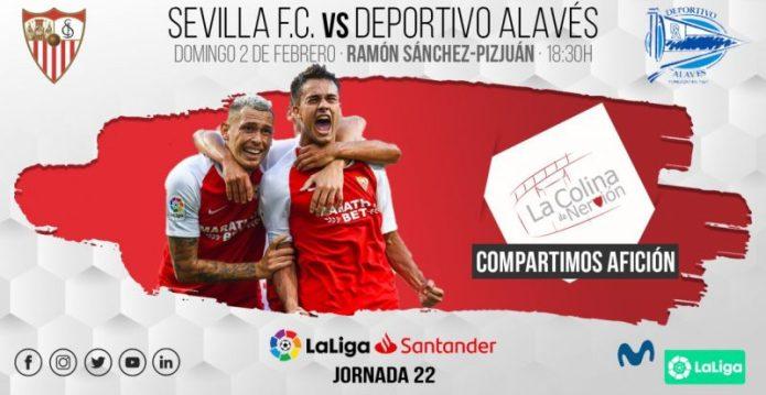Un triunfo para la afición, la mejor forma para el Sevilla FC de pasar página