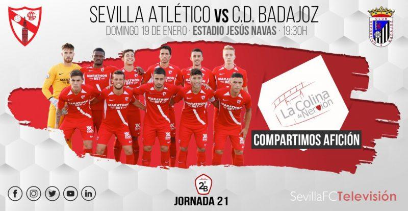 Previa del Sevilla Atlético - CD Badajoz
