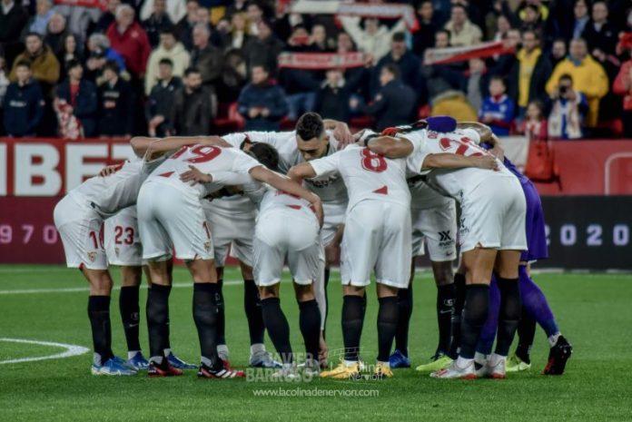 El Sevilla FC, confinado por la sexta