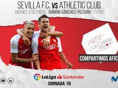 Imagen previa Sevilla Athletic