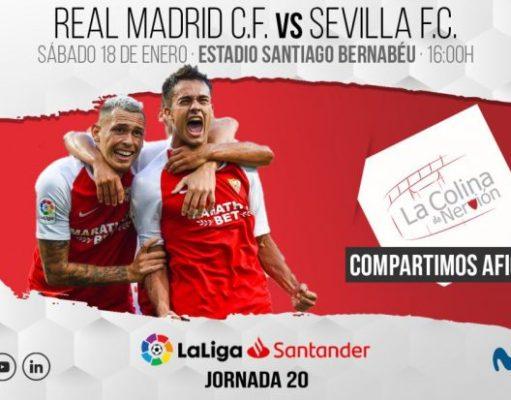 Previa del Real Madrid - Sevilla