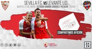 Previa, Copa del Rey, frente al Levante