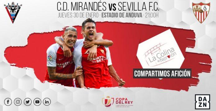 El Sevilla FC se enfrenta a la trampa de Anduva