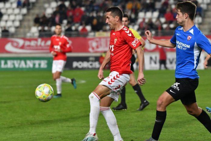 Al Sevilla Atlético se le escapan los tres puntos en Murcia