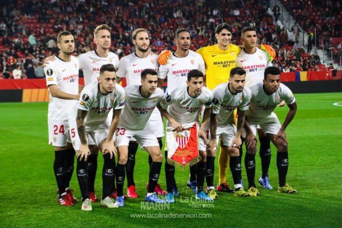 Las mejores fotos del Sevilla FC – CFR Cluj