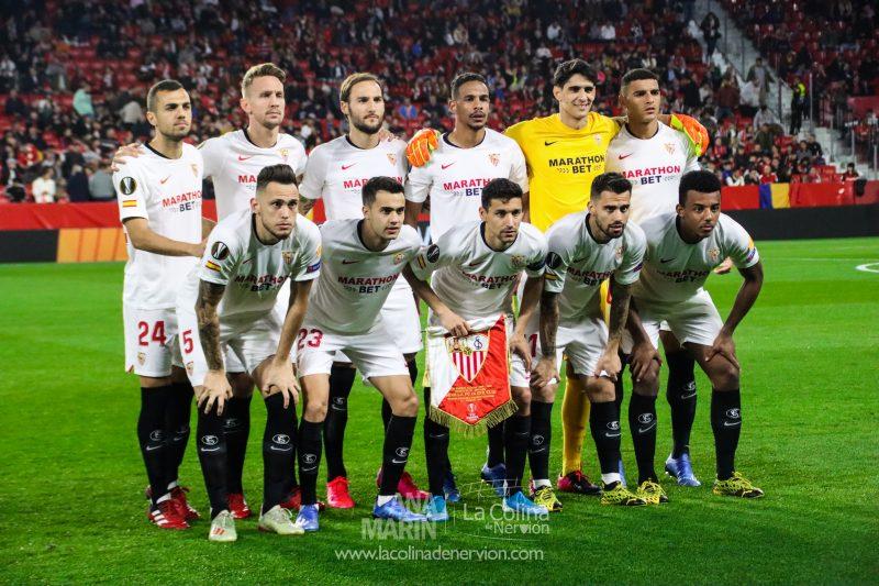 Sevilla FC Cluj partido noticias