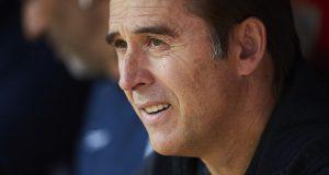 Julen Lopetegui, entrenador del Sevilla FC, durante el partido ante el Espanyol |Imagen: Fran Santiago - Getty Images