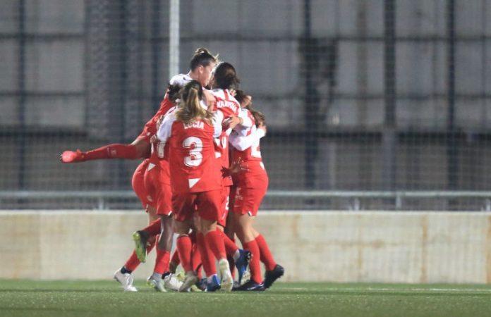 Ana Franco renueva por dos temporadas con el Sevilla FC Femenino