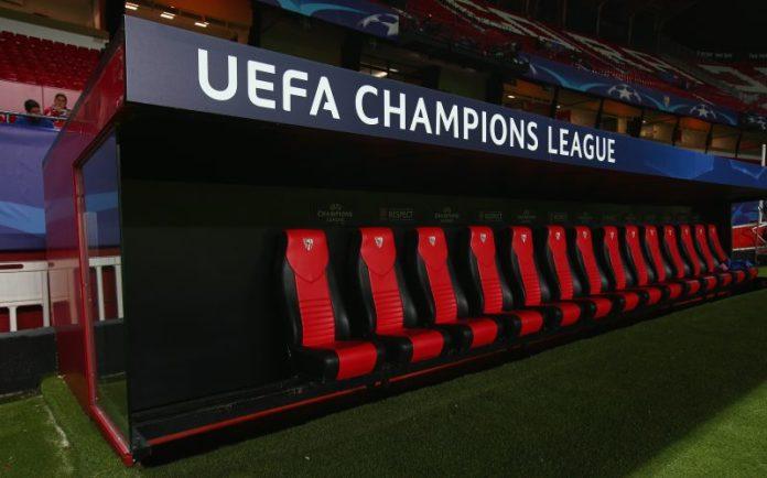 Los posibles rivales del Sevilla FC en octavos de Champions