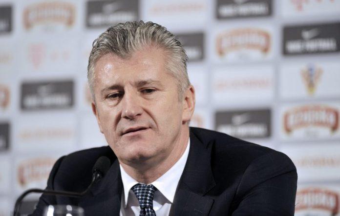 Davor Suker: «Lo que ha hecho el Sevilla FC en la UEFA es todo un logro»