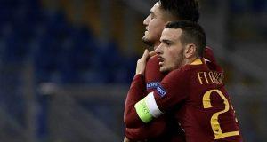 Ünder y Florenzi perseguidos por el Sevilla FC