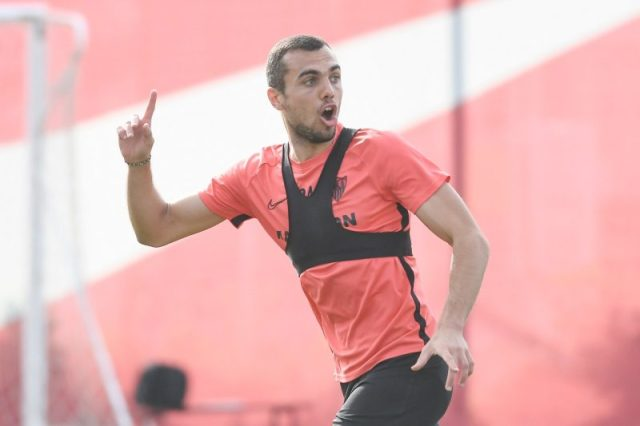 Jordán noticias sevilla FC