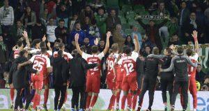 Noticias Sevilla FC - Real Betis: 20-21 de junio || Foto de Cristina Quicler / AFP