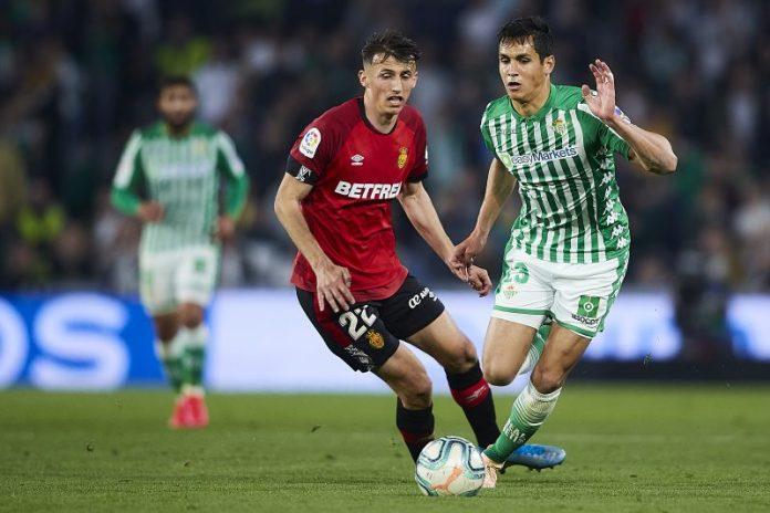Colocan al croata Ante Budimir en la órbita del Sevilla FC