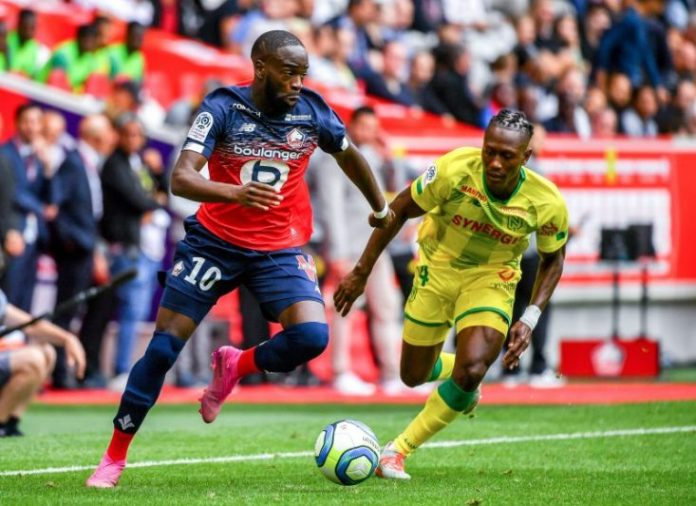 Monchi no se olvida de Jonathan Ikoné