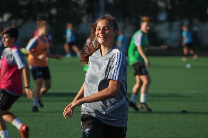 El Sevilla FC, a punto de firmar a la joven defensa Teresa Mérida