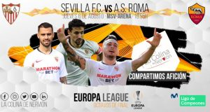 sevilla europa league fútbol club fc noticias as roma