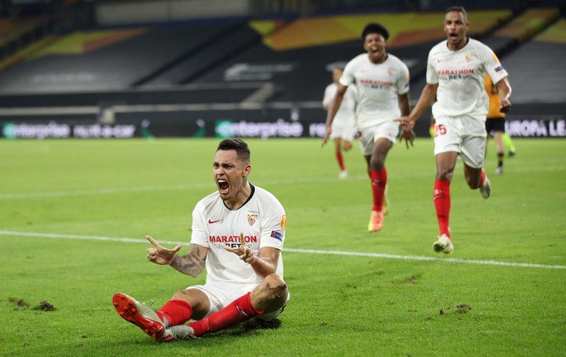 Sevilla FC lucas ocampos noticias