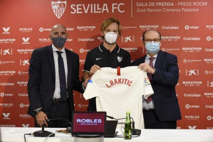 Ivan Rakitic: «Vengo a ayudar al equipo y al club para dar el siguiente paso»