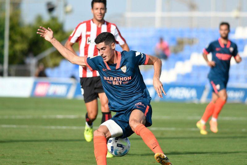 Fichajes Sevilla FC Carlos Fernández