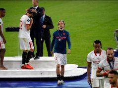 El Sevilla FC frente al FC Bayern en la final de la Supercopa de Europa, una de las noticias del día.