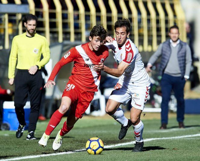 El Sevilla FC llega a un acuerdo con la AD Alcorcón por Marc Gual