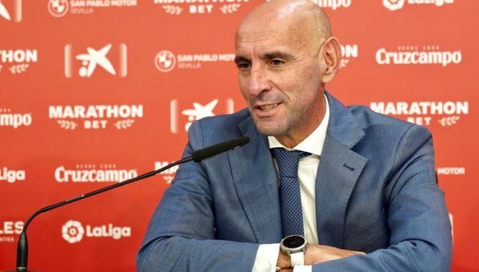Monchi: «No hay ninguna negociación con la Lazio por el Mudo, es un jugador importante»