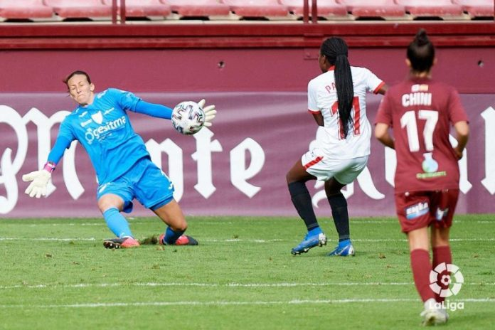 El Sevilla FC no aprovechó las ocasiones y sigue sin conocer la victoria