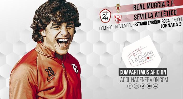Partido Sevilla Atlético Murcia