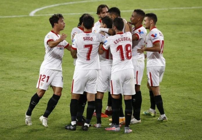 Así ha aumentado el valor de mercado de los jugadores del Sevilla FC