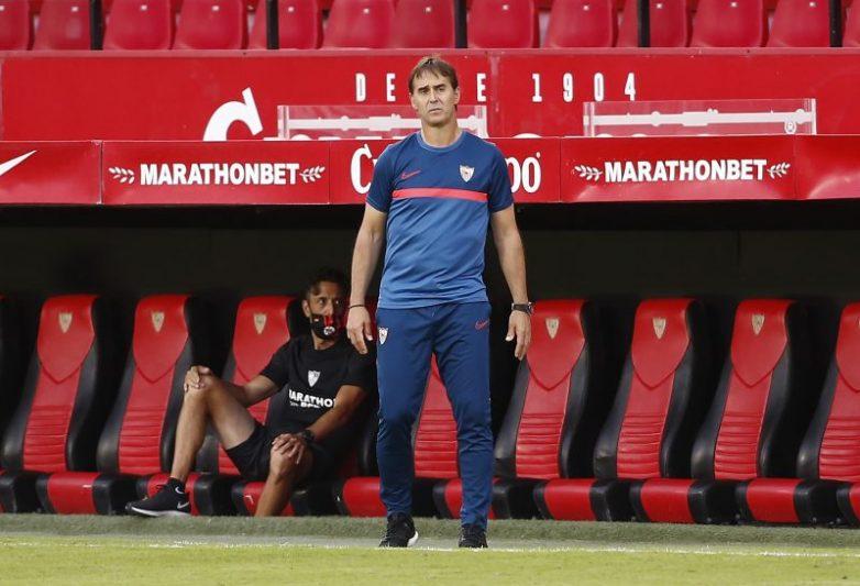 Sevilla FC Julen Lopetegui