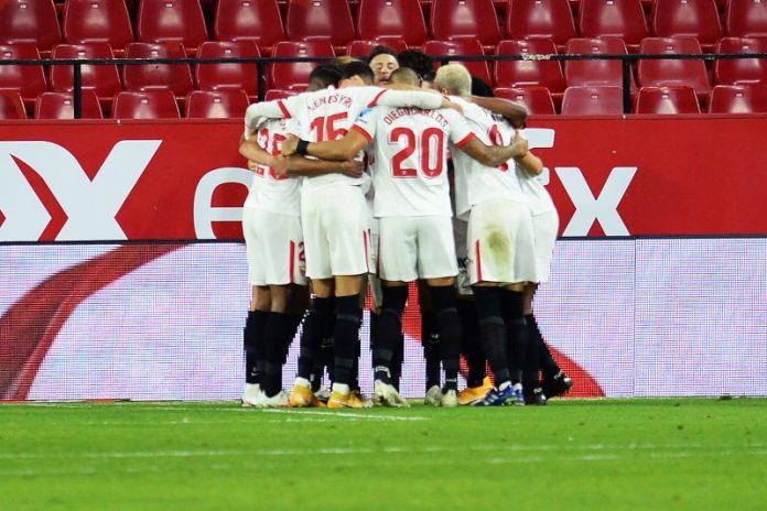 Calendario Sevilla FC partido