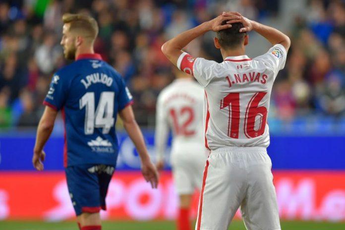 La SD Huesca, un rival de mal recuerdo para el Sevilla FC