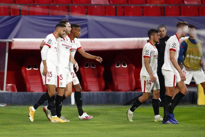 El Sevilla FC de Lopetegui, especialista del 'Dicen que nunca se rinde'