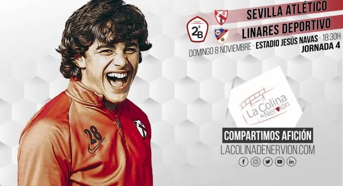 Sevilla Atlético vs Linares Deportivo