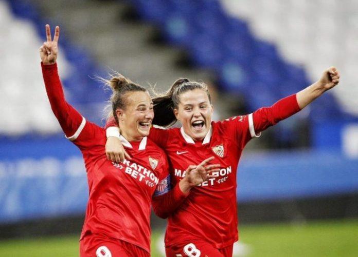 El Sevilla FC Femenino tampoco se rinde en Coruña y se lleva el triunfo