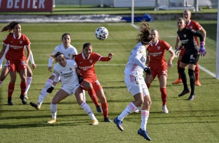 Partido Sevilla FC Feminino