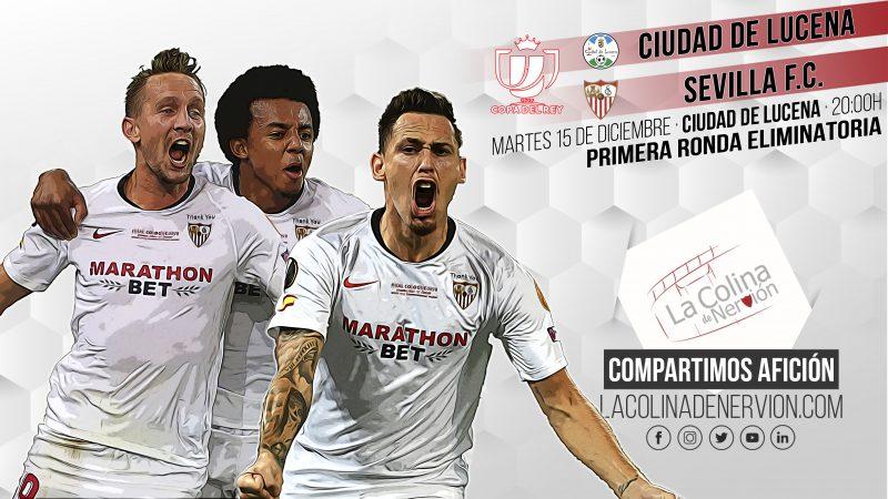 Previa del partido entre el CD Lucena y el Sevilla FC