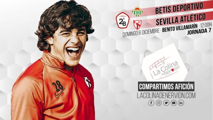 Sevilla Atlético, con orgullo y necesidad de ganar el derbi