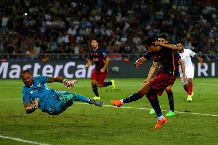 Sevilla Fútbol Club FC Barcelona