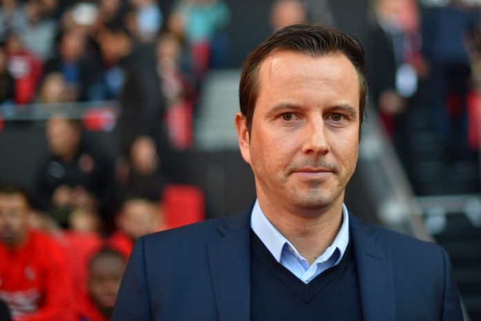 Stéphan confirma bajas y que habrá rotaciones en el Rennes
