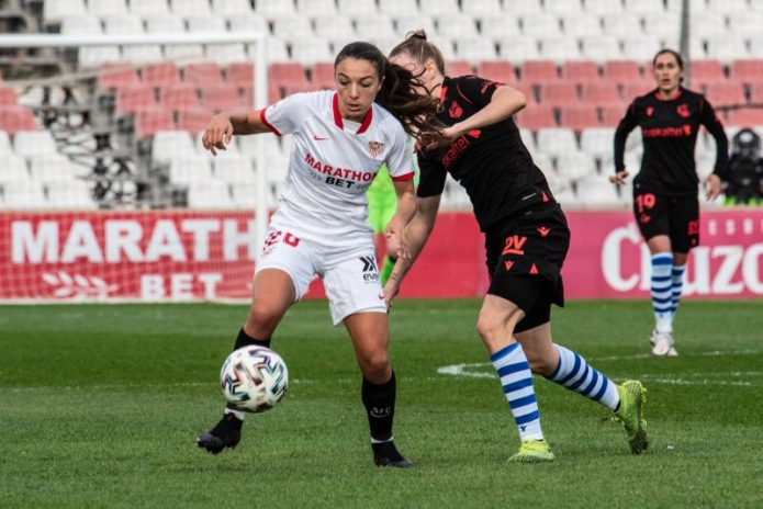 El Sevilla FC salva un punto ante el asedio de la Real Sociedad