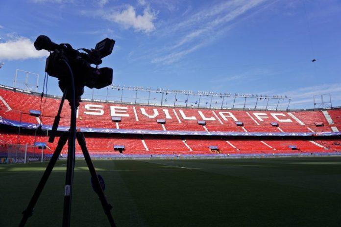 El Sevilla FC ve reducidos sus ingresos por derechos audiovisuales