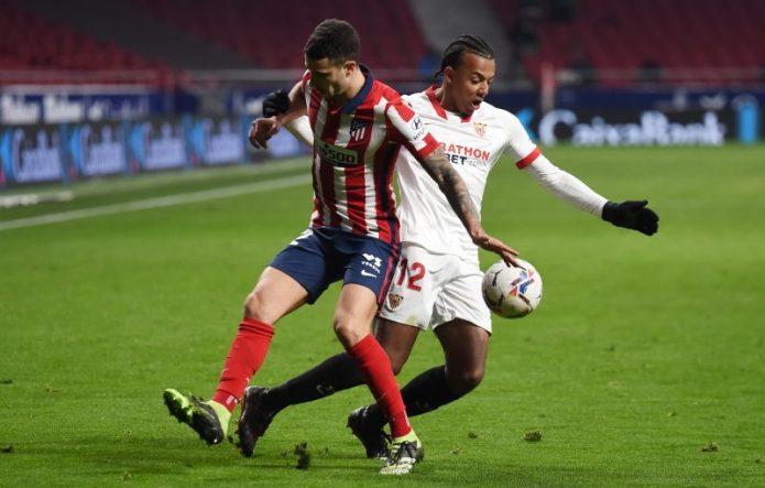 Un Sevilla FC dominador pero inoperante en ataque