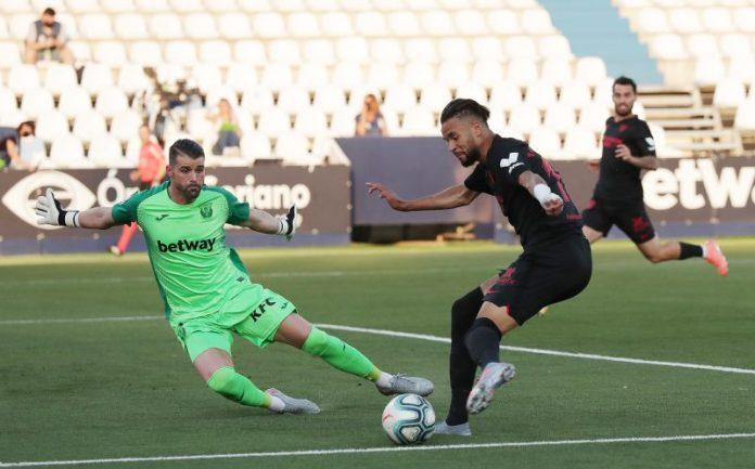 Sevilla FC y Leganés vuelven a verse las caras en Copa