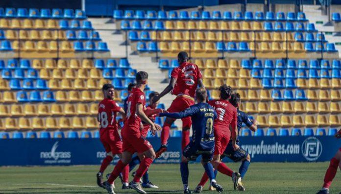 Gran victoria a domicilio del Sevilla Atlético de un líder UCAM Murcia