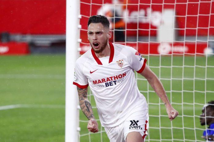 El Sevilla FC saca el rodillo ante un Getafe que vendió cara su derrota